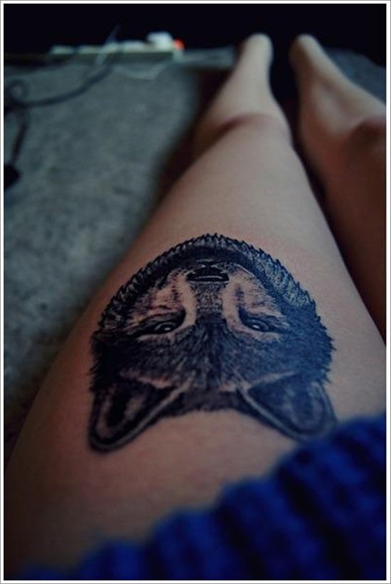 wolf tattoo designs (19)