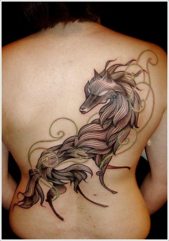 wolf tattoo designs (20)