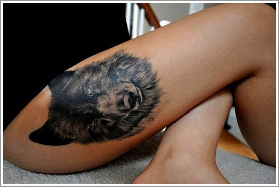 wolf tattoo designs (33)