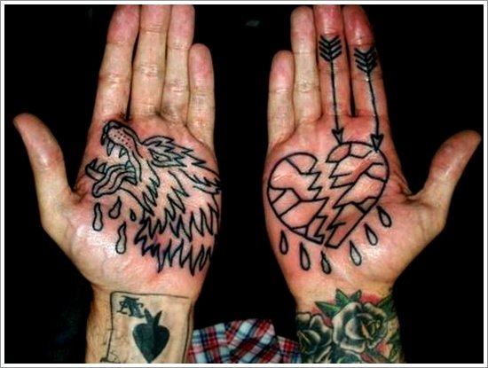 wolf tattoo designs (7)