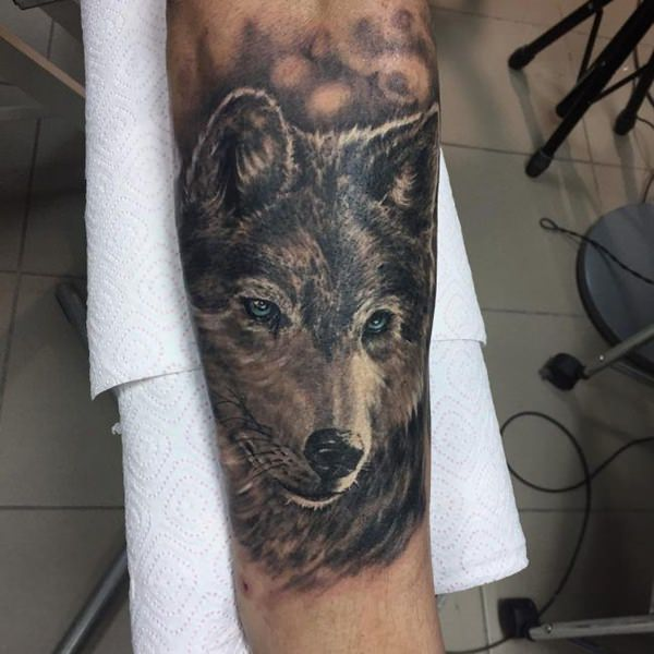 101 Meaningful Wolf Tattoo Designs