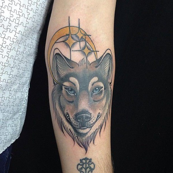 Wolf Tattoos Designs Ideas And Meaning: 101 Meaningful Wolf Tattoo Designs