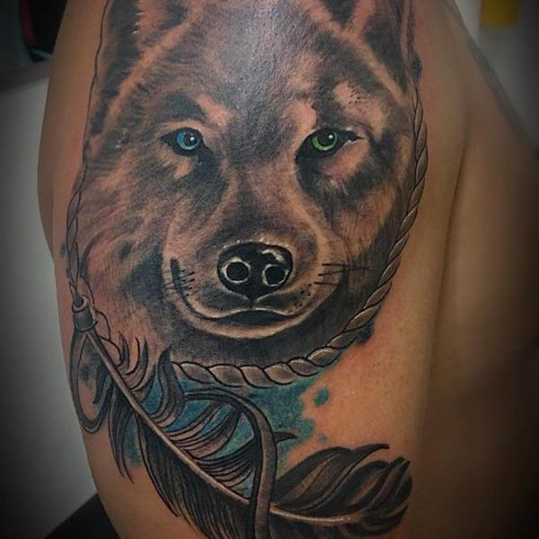 50 Breathtaking Wolf Tattoo Designs: 101 Meaningful Wolf Tattoo Designs
