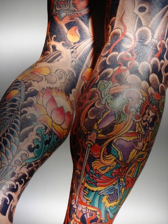 25 Yakuza Tattoo Art Forms