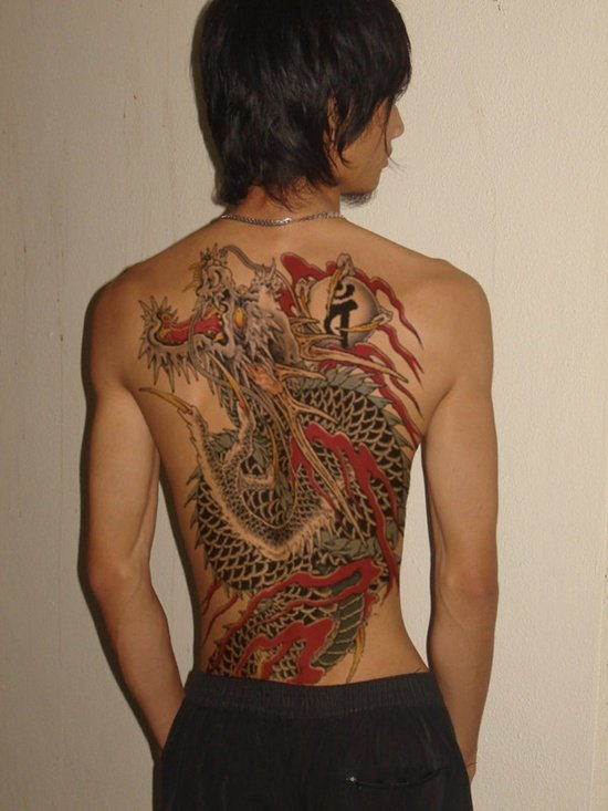 25 Yakuza Tattoo Art Forms