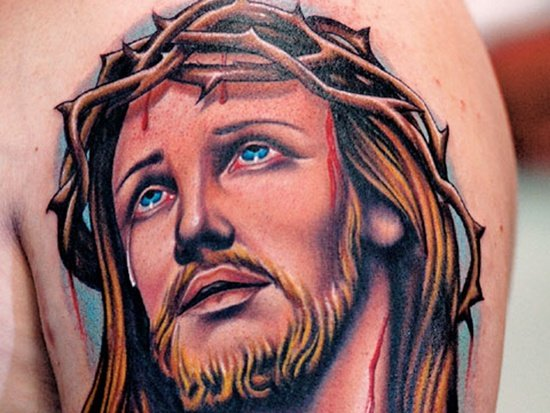 Image Result For Tattoos Of Angels And Jesusa