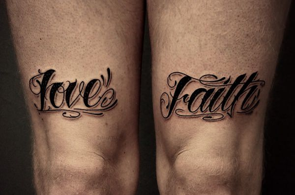 45 faith tattoos that will leave you feeling uplifted - 600×398