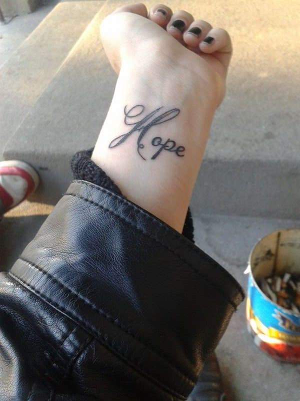 45 faith tattoos that will leave you feeling uplifted - 600×800