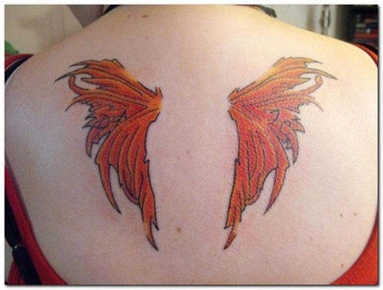 35 creative wings tattoo design art examples