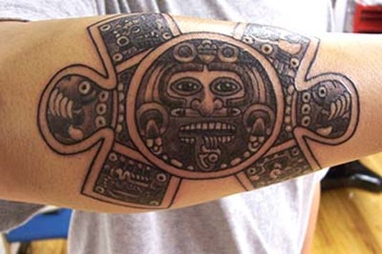 aztec tattoo (1)
