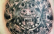 aztec tattoo (10)