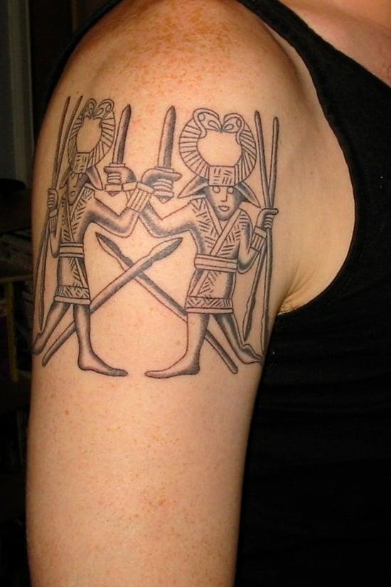 aztec tattoo (18)