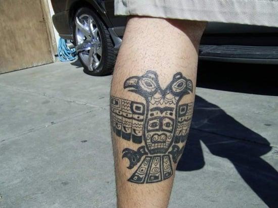 aztec tattoo (19)