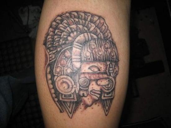 aztec tattoo (2)