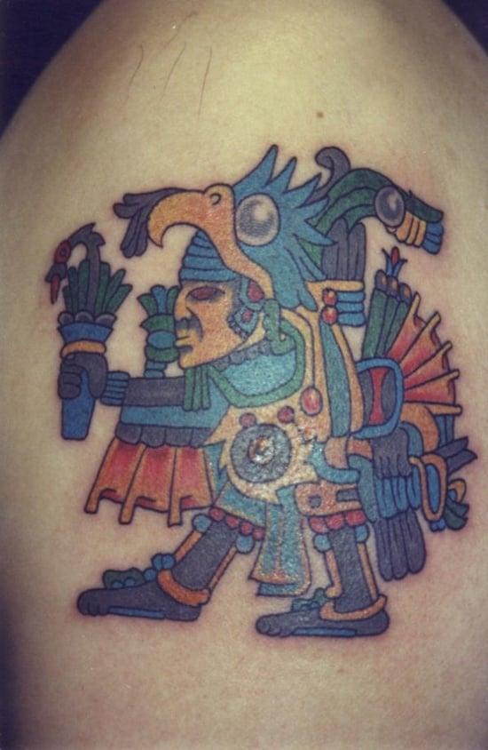 aztec tattoo (25)