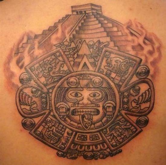 aztec tattoo (27)