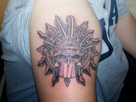 aztec tattoo (5)