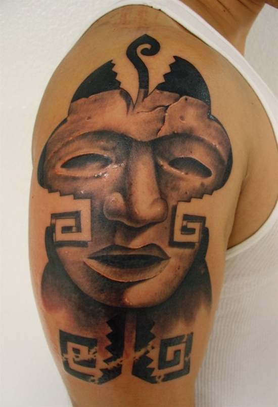 aztec tattoo (6)