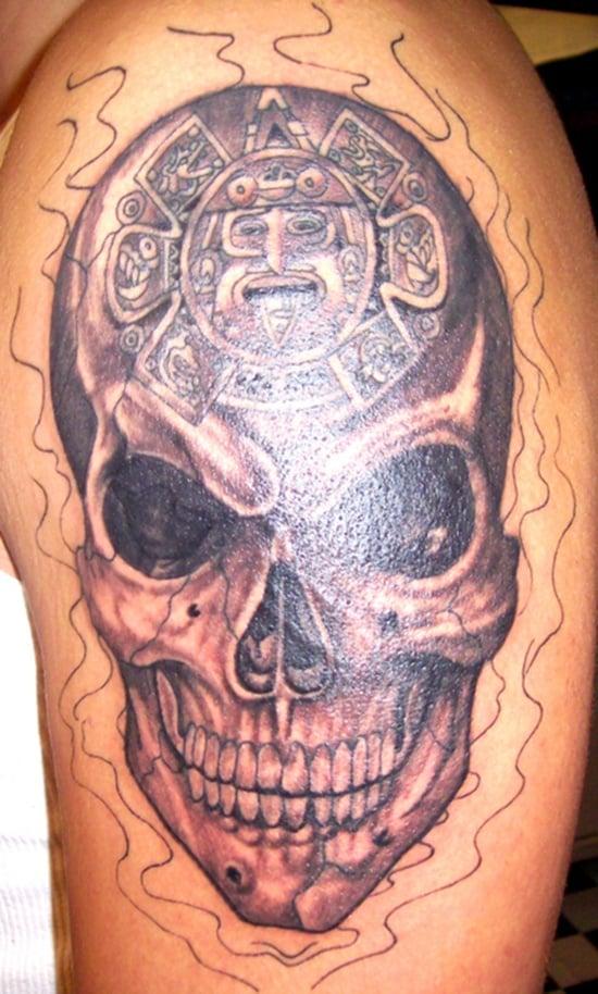 aztec tattoo (7)
