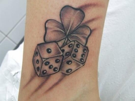 dice tattoo (1)