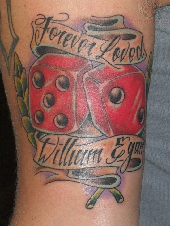 dice tattoo (19)