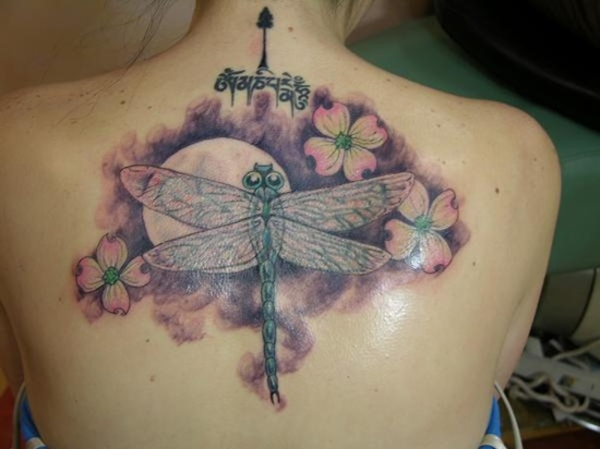 dogwood flower tattoo (20)
