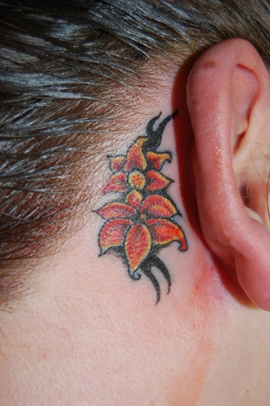 dogwood flower tattoo (21)