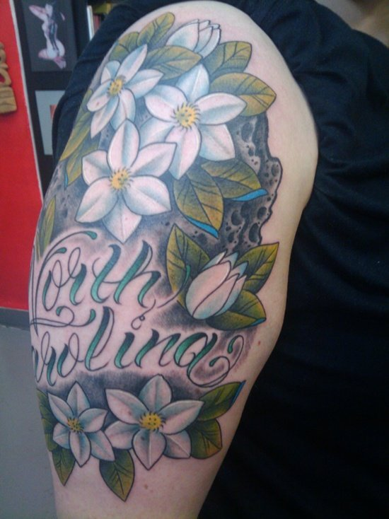 dogwood flower tattoo (6)