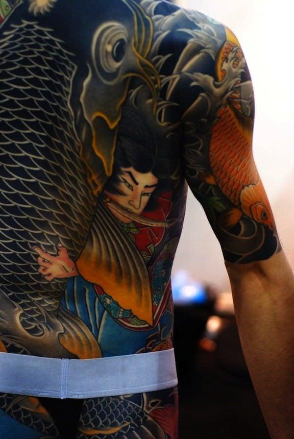 samurai-tattoos