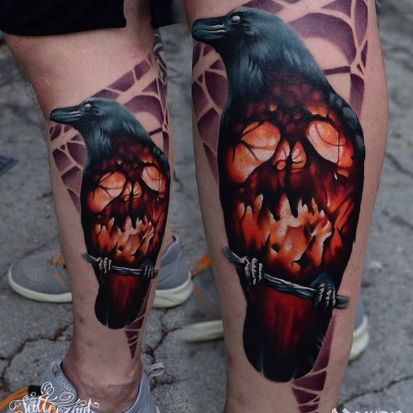 17 Raven tattoos15
