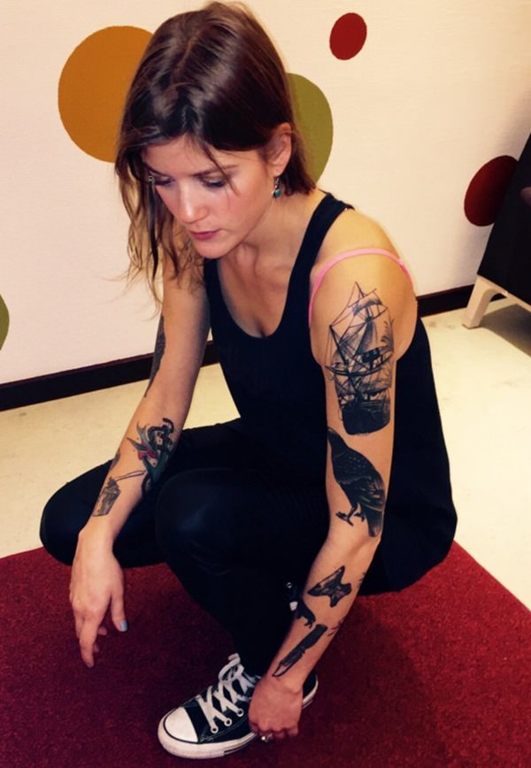 2 Raven tattoos291121540