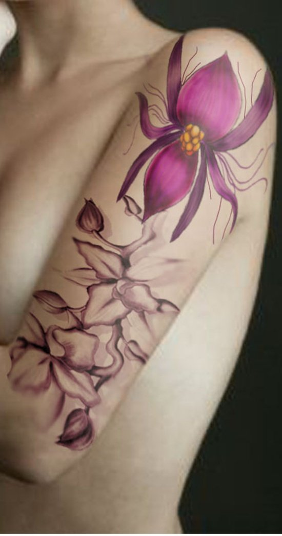 beautiful orchid flower pictures to pin on pinterest tattooskid. Black Bedroom Furniture Sets. Home Design Ideas