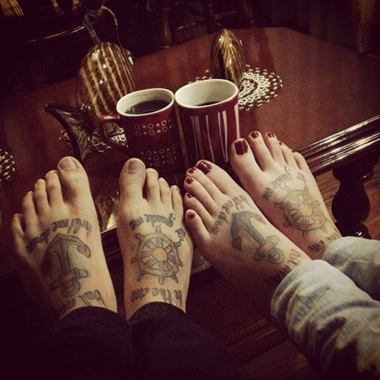 Feet Tattoo Designs (29)