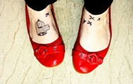 Feet Tattoo Designs (6)