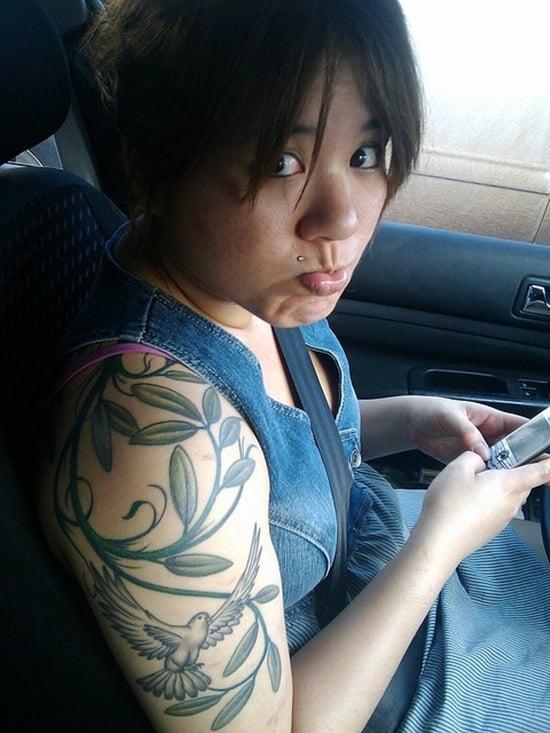 Vine tattoo (11)