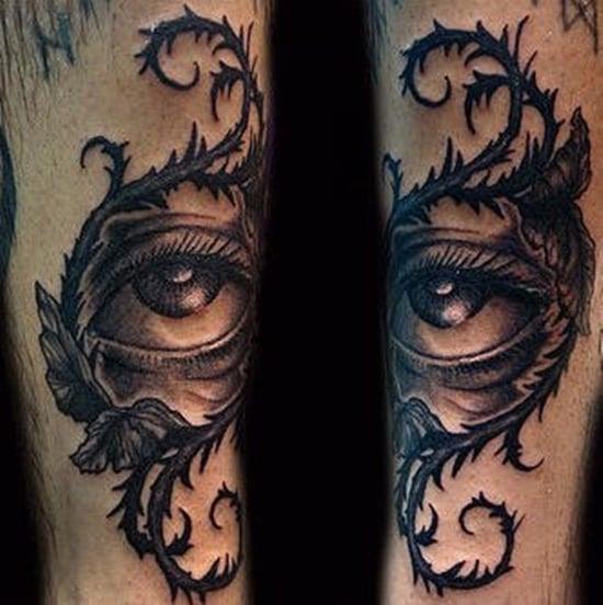 Vine tattoo (14)