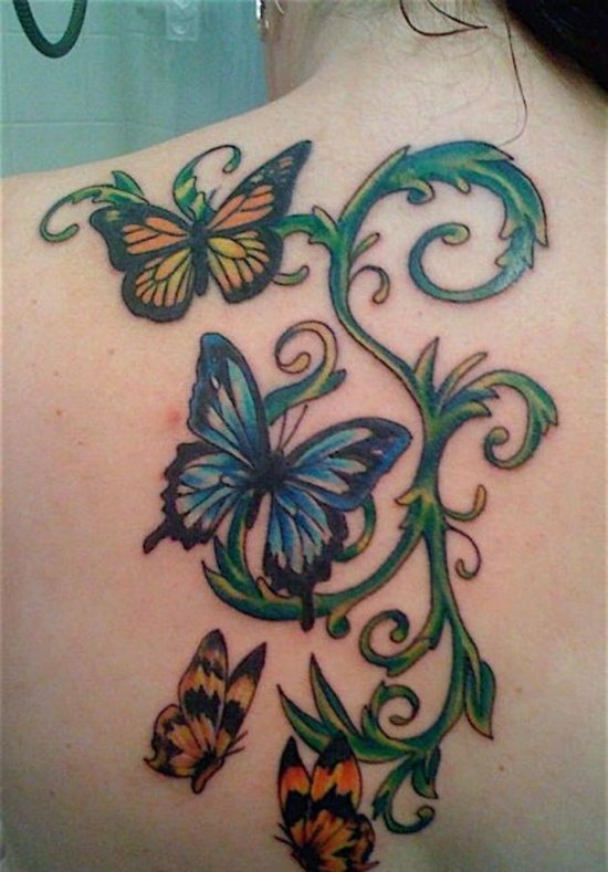 Vine tattoo (23)