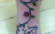 Vine tattoo (29)