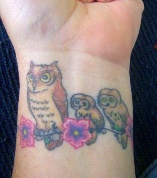 Vine tattoo (4)