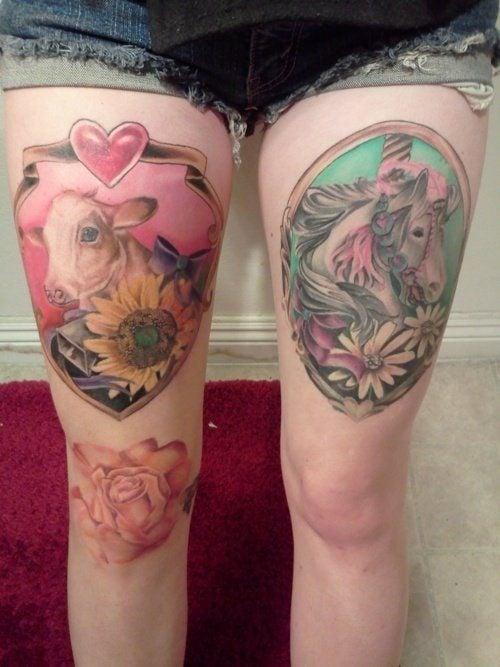 cow tattoo (2)