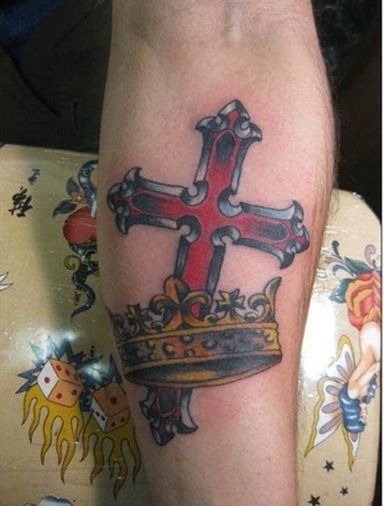 crown tattoo (10)