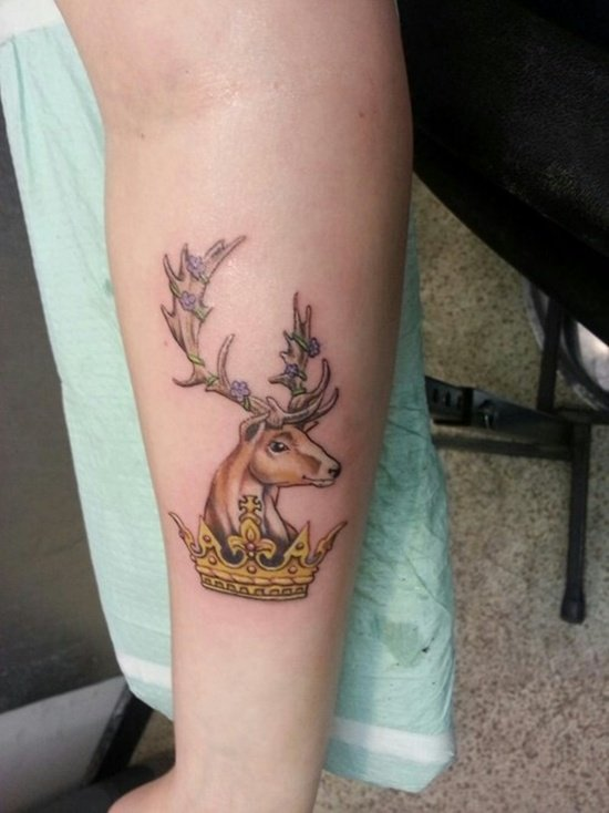 crown tattoo (12)