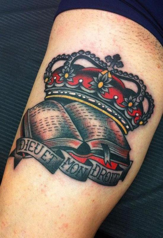 crown tattoo (24)