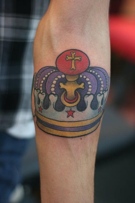 crown tattoo (29)