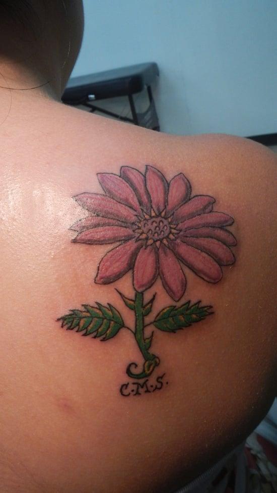 madeliefje tattoo (17)