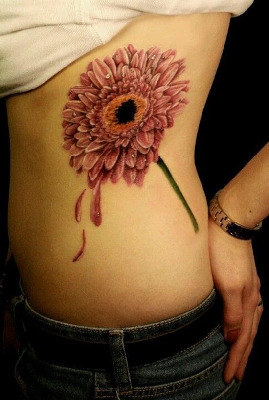 madeliefje tattoo (18)
