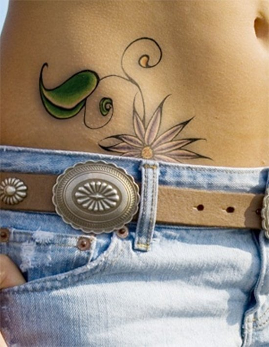 daisy tattoo (8)