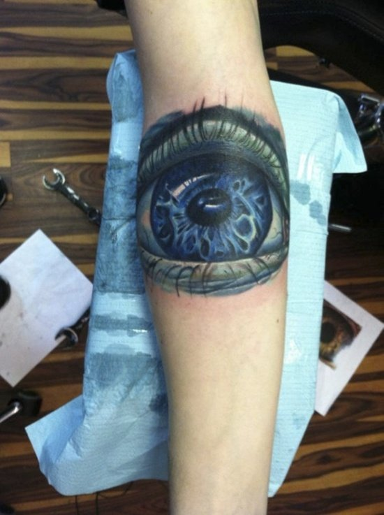 eyes tattoo (4)