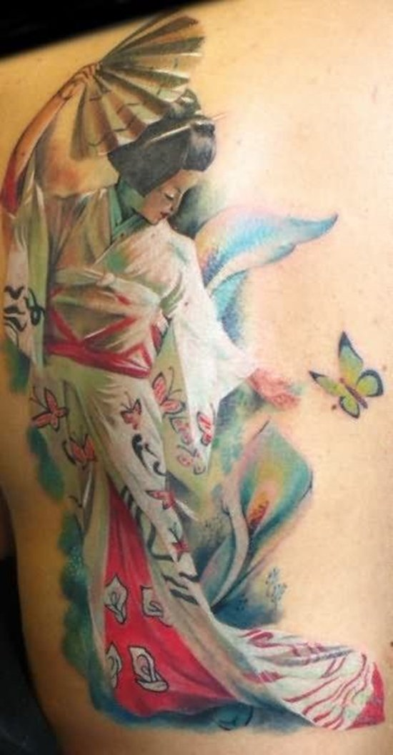 geisha tattoo (15)