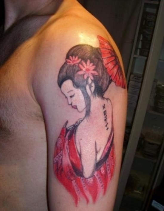 geisha tattoo (16)